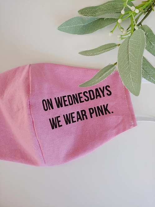 Mean Girls Mask
