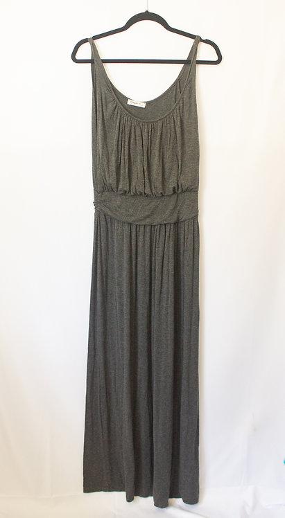 Rayon Maxi Dress (L)