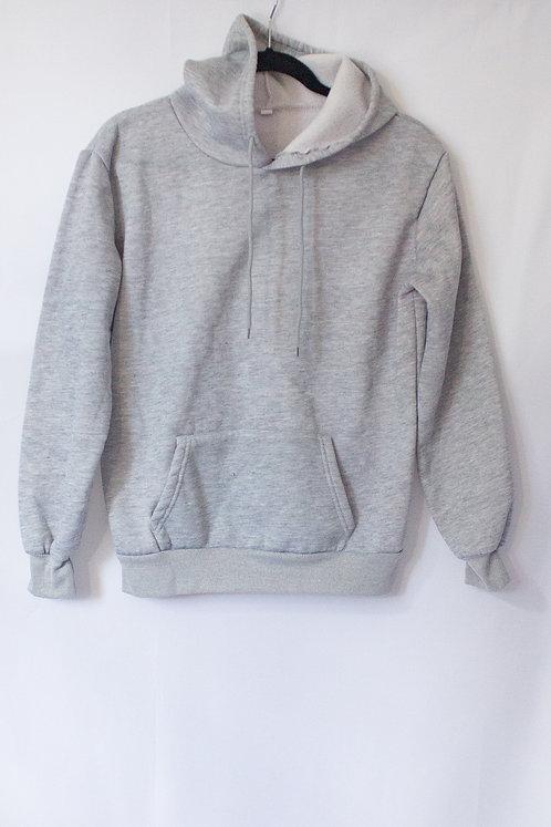 Grey Hoodie (L)