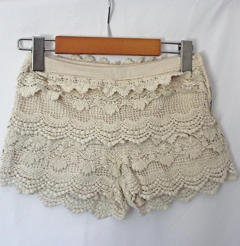 Lace Shorties (XS)