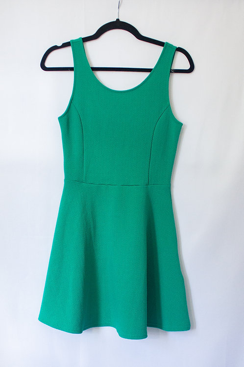 Green Fit & Flare (M)