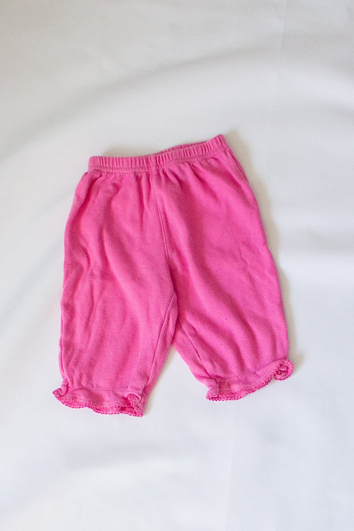 Pink Pants (0-3M)