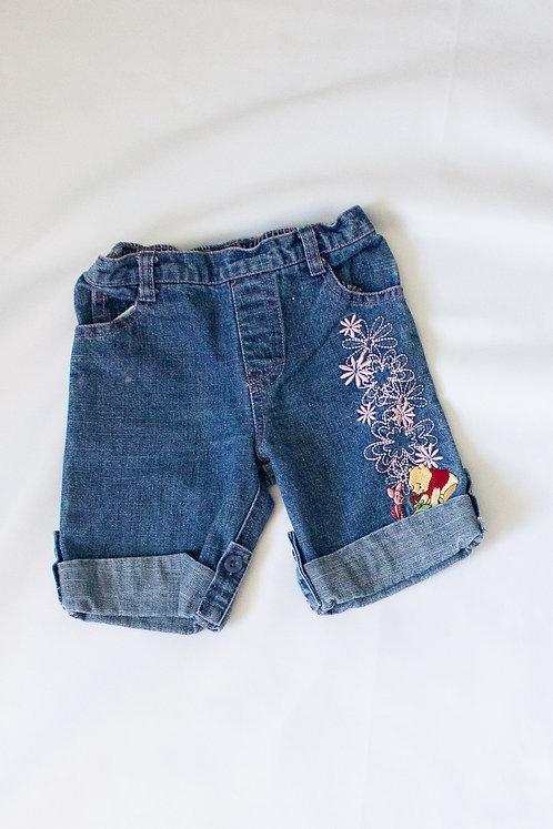 Denim Shorts (3-6M)