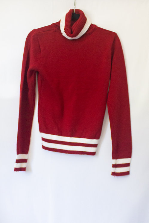 Red Sweater (M)