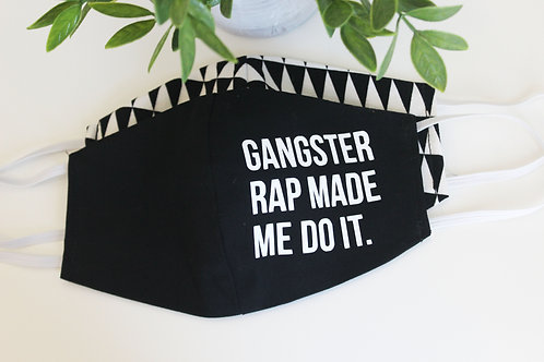 Gangster Rap Mask
