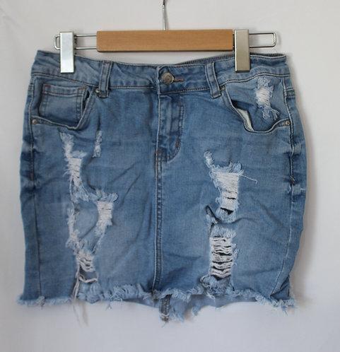 Denim Skirt (M)