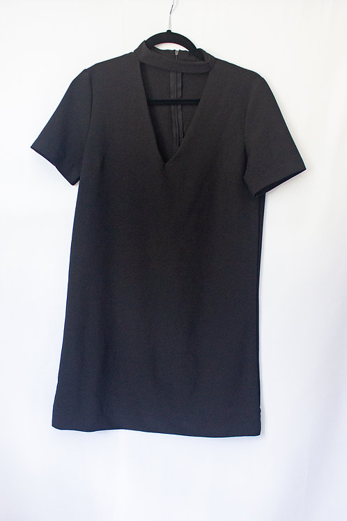 Black Cutout Dress (S)