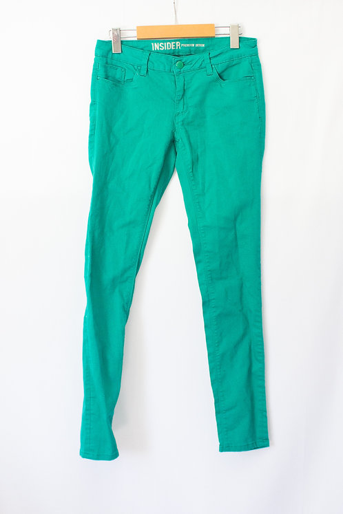 Green Skinny Jeans (29)