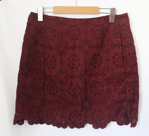 Joe Fresh Lace Skirt (6)