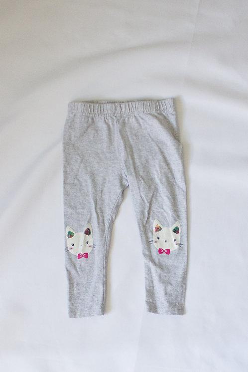 Cat Leggings (2T)