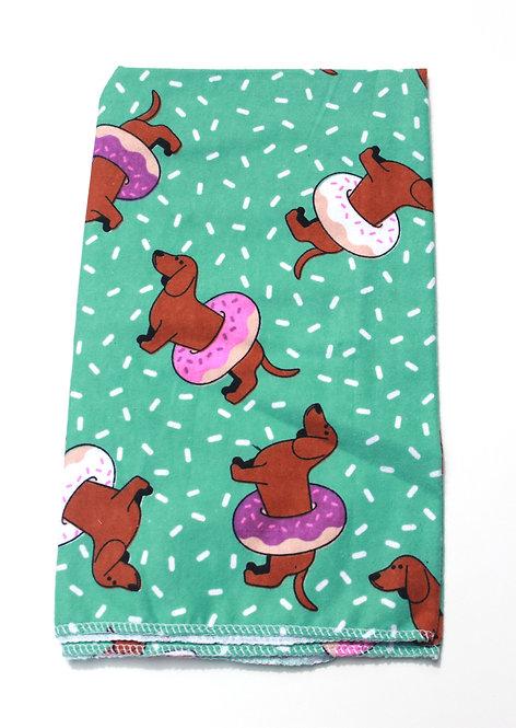 Pool Buddies Receiving Blanket