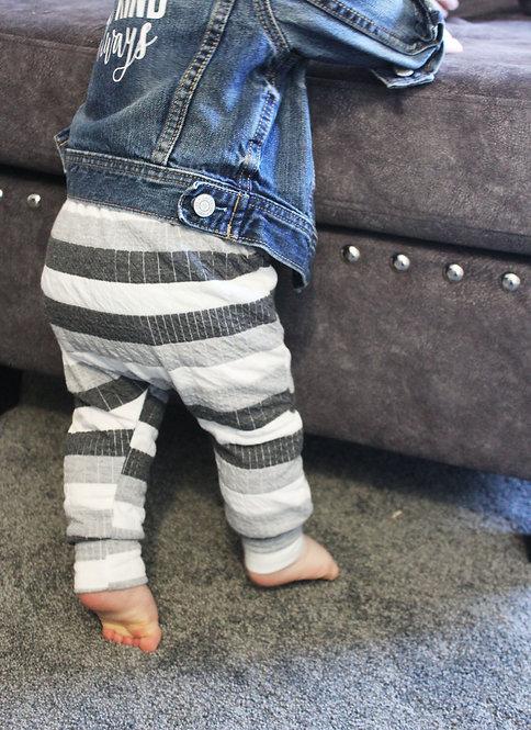 Preston Pants - Grey