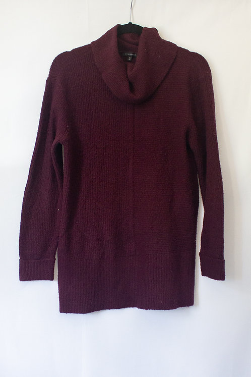 Burgundy Sweater (M)