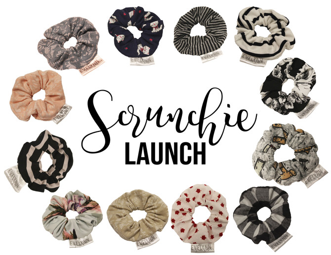 Why Did We Launch A Scrunchie Line?