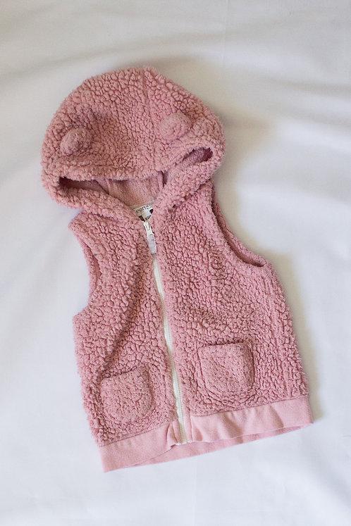 Pink Vest(18-24M)