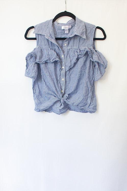 Cold Shoulder Crop (M)