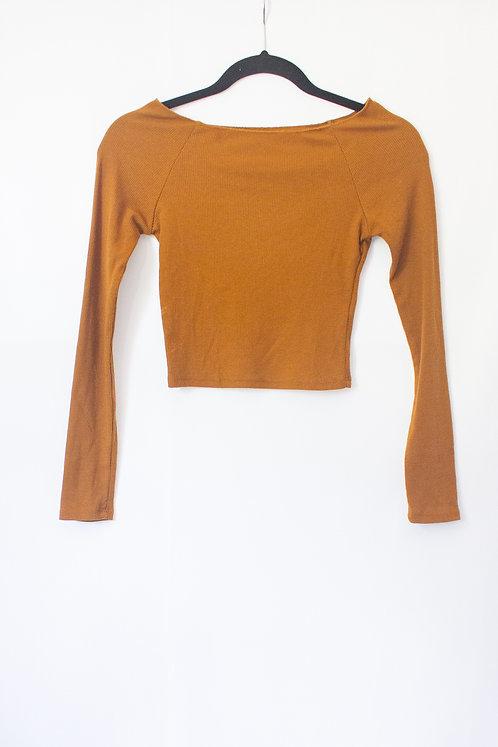 Long Sleeve Crop (S)