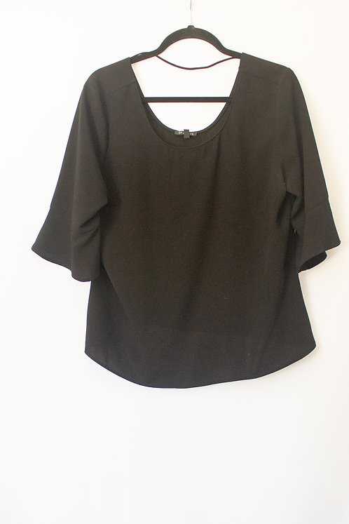 Dynamite Bell Sleeve Top (L)