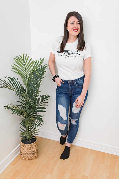 Support Local Everything T-Shirt