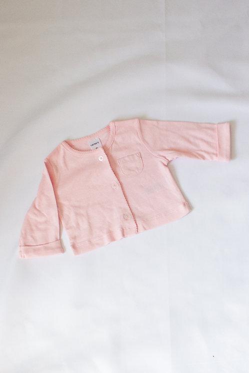 Pink Cardigan (9M)