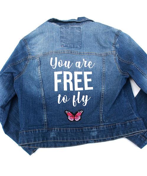 Free To Fly Denim Jacket