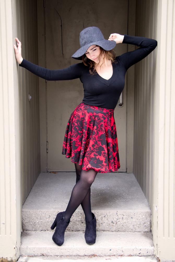 Model Spotlight - Tania Pereira