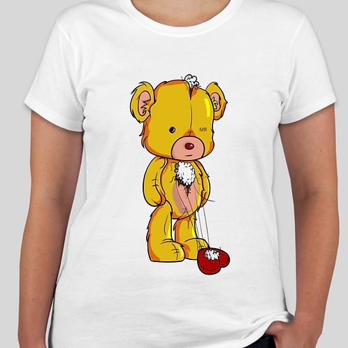Teddy Bear T-Shirt - Women