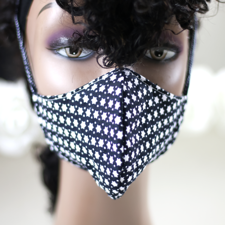 Fashion Designer Collaborates with Fabric Distributor to Create Face Masks for Combating COVID19