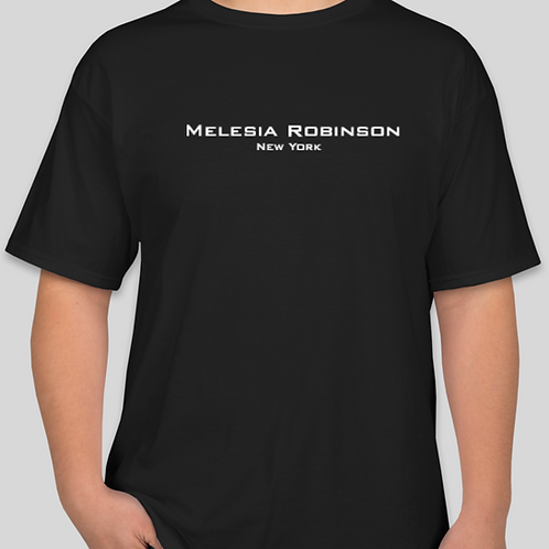 Signature Melesia Robinson T-Shirt- Men
