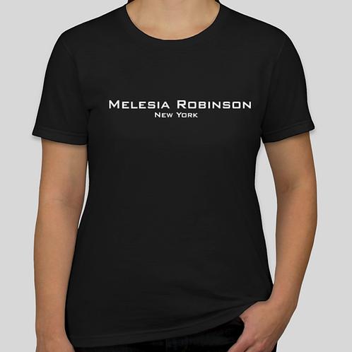 Signature Melesia Robinson T-Shirt - Women