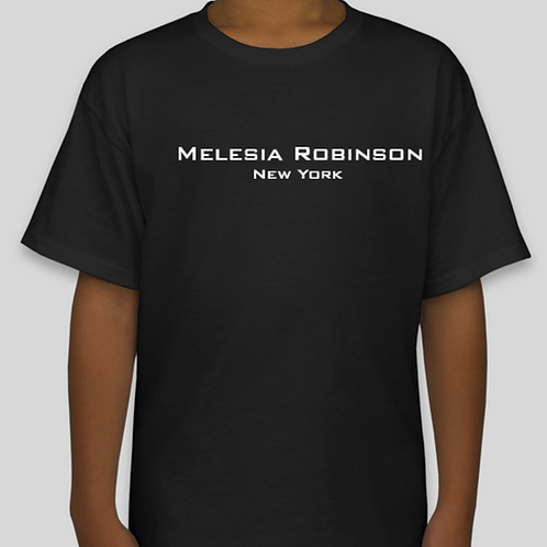 Signature Melesia Robinson T-Shirt Youth (Unisex)