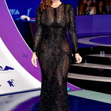 MTV Video Music Awards 2017 Red Carpet Arrivals Favorites: Amber Rose,Bebe Rexha, Heidi Klum, Cardi