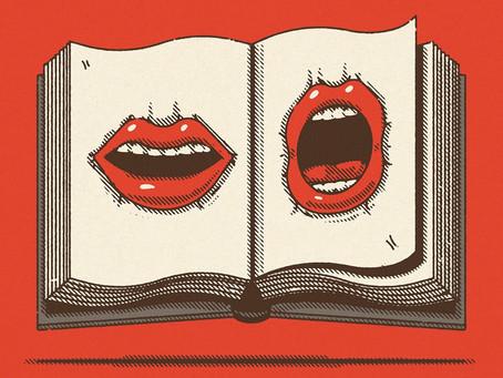 Read those LIPS! Lip reading!