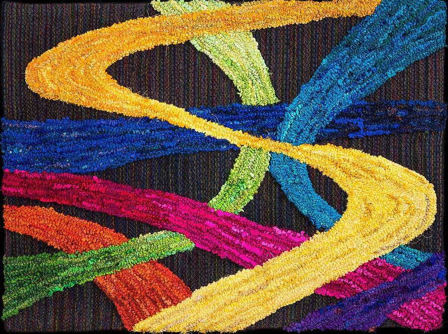 Crossed Roads, origial artwork by Sara Judith