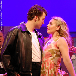 "BYE BYE BIRDIE ""Conrad Birdie"" Forestburgh Playhouse"