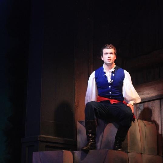 "THE LITTLE MERMAID ""Eric"" Forestburgh Playhouse"