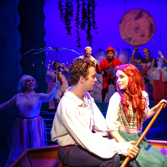 "THE LITTLE MERMAID ""Eric"" Forestburgh Playhouse"