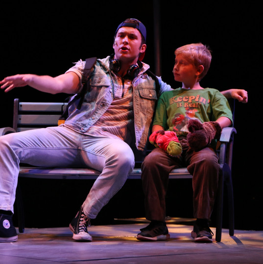 "FREAKY FRIDAY ""Adam"" Wagon Wheel Theatre"