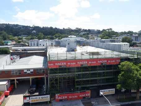 Project updates from the NSW Hacer team
