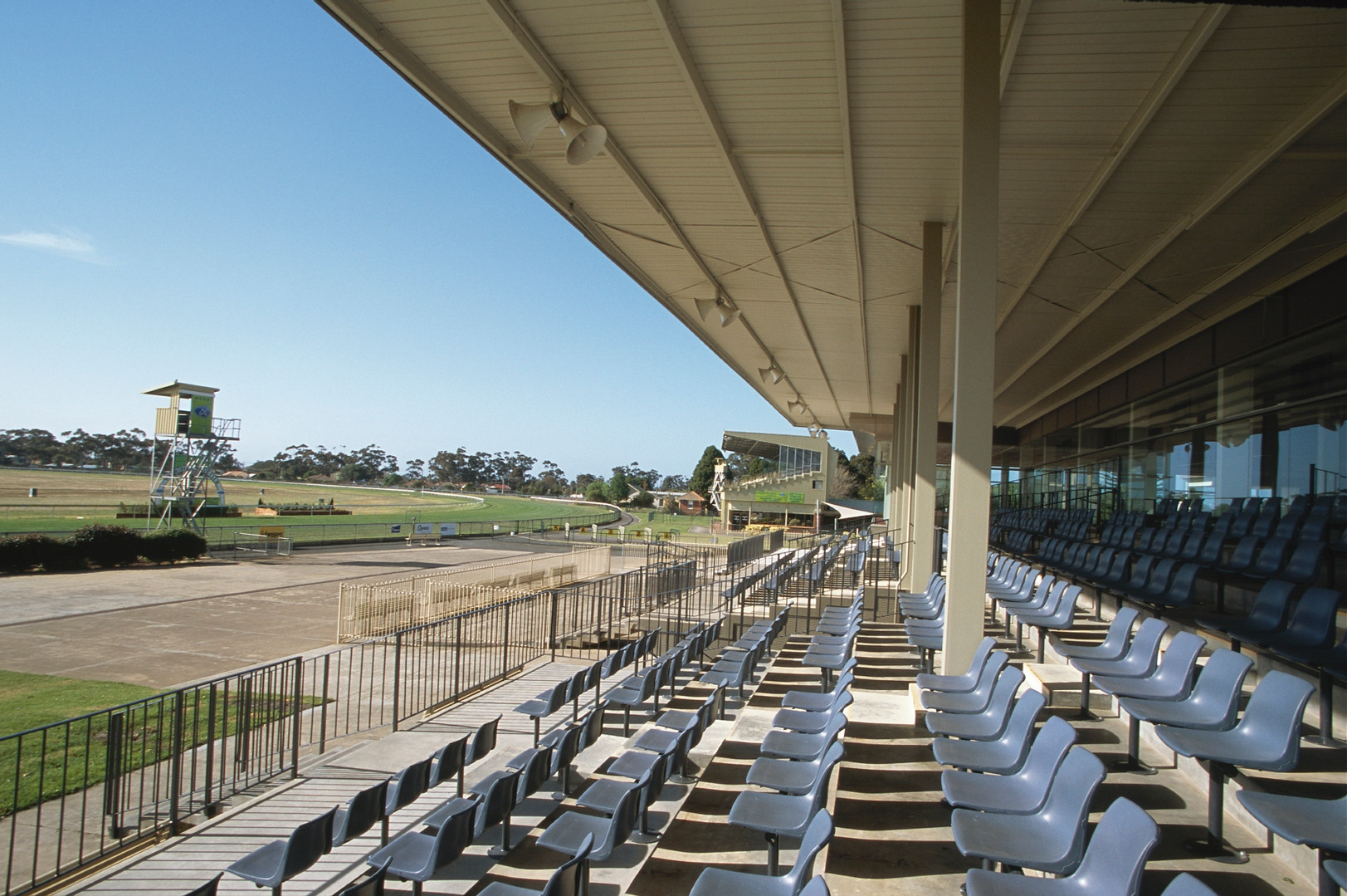 Werribee Granstand seating.jpg