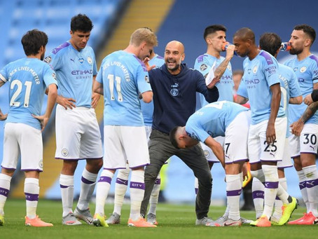 Football: Man City will give 'exceptional' Liverpool guard of honour, says Guardiola