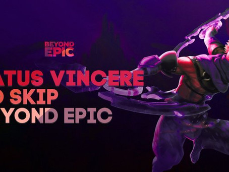 B8 Replaces Na'Vi at BEYOND EPIC