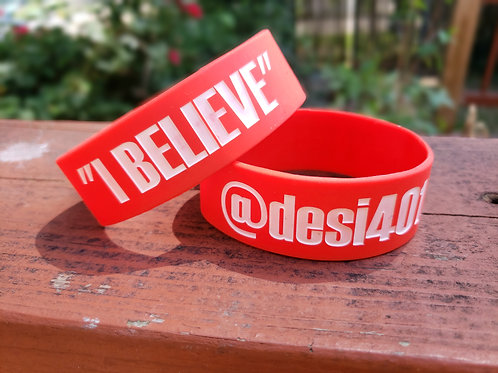 I Believe Bands