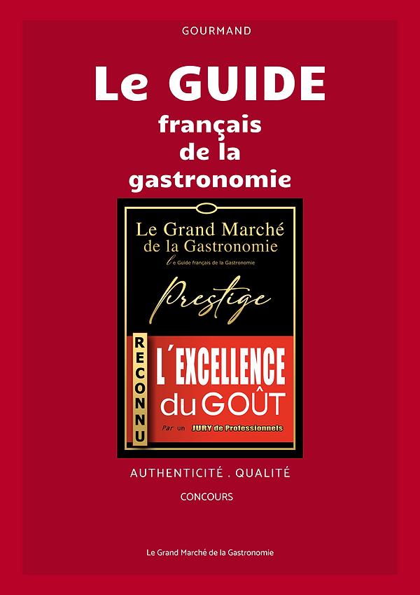 Copie de Le GUIDE français de la GASTRON
