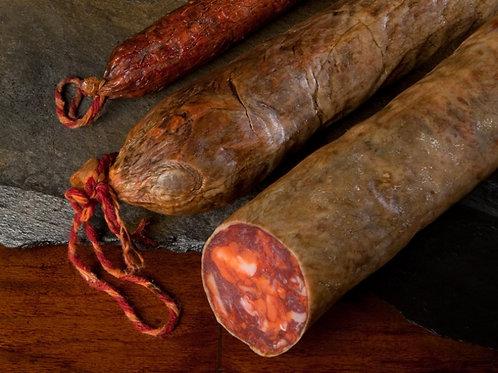 Chorizo IBERICO de BELLOTA CULAR 100% (Espagne)