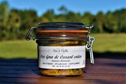 Foie GRAS du GERS (mi-cuit)