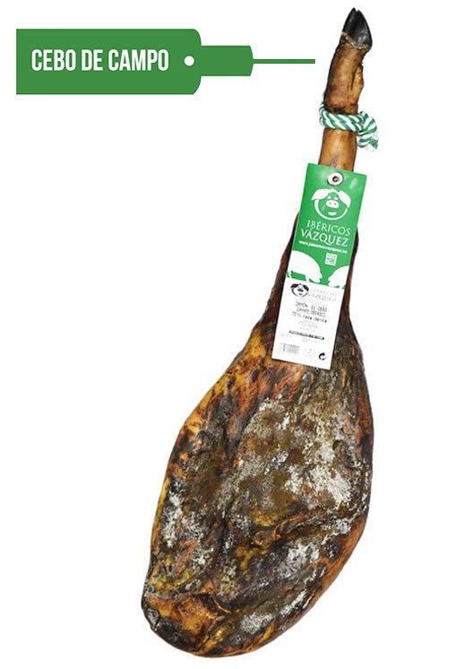 Jambon Cebo de CAMPO 100%