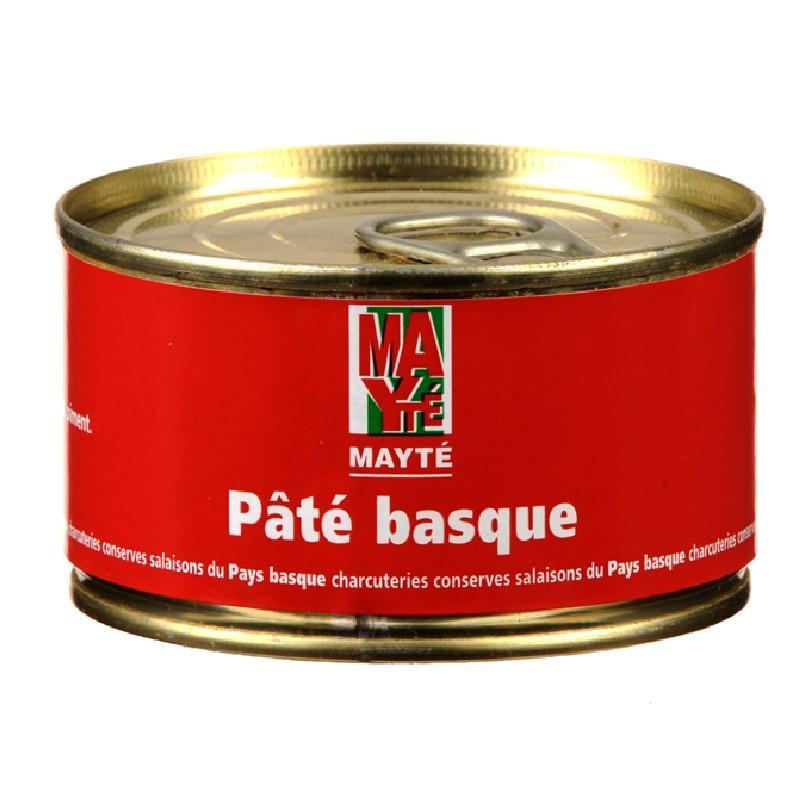 Pâté Basque au POIVRE