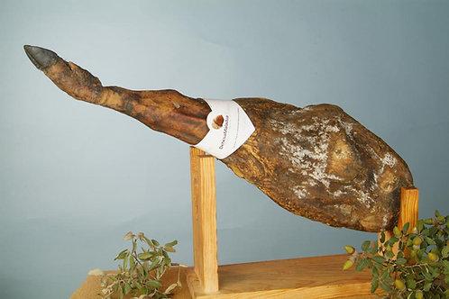 Jambon IBERICO de BELLOTA Pata Negra - Ecologique (désossé)
