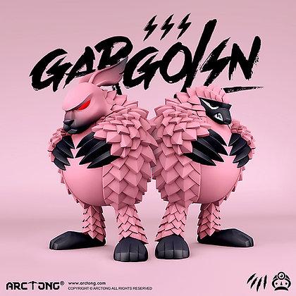 GARGOLIN Angry Bunny Version LIMITED 350 PIECES 憤怒的穿山甲 甲格林 怒兔限量版